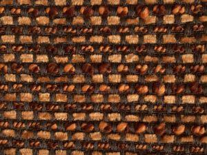 Příplatková hnědo-oranžová látka BETA 20 na dřevěnou židli