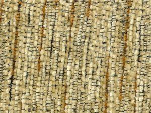 Příplatková látka NIKITA PLUS 9 dřevěnou židli bílá s lehce oranžovo-hnědou
